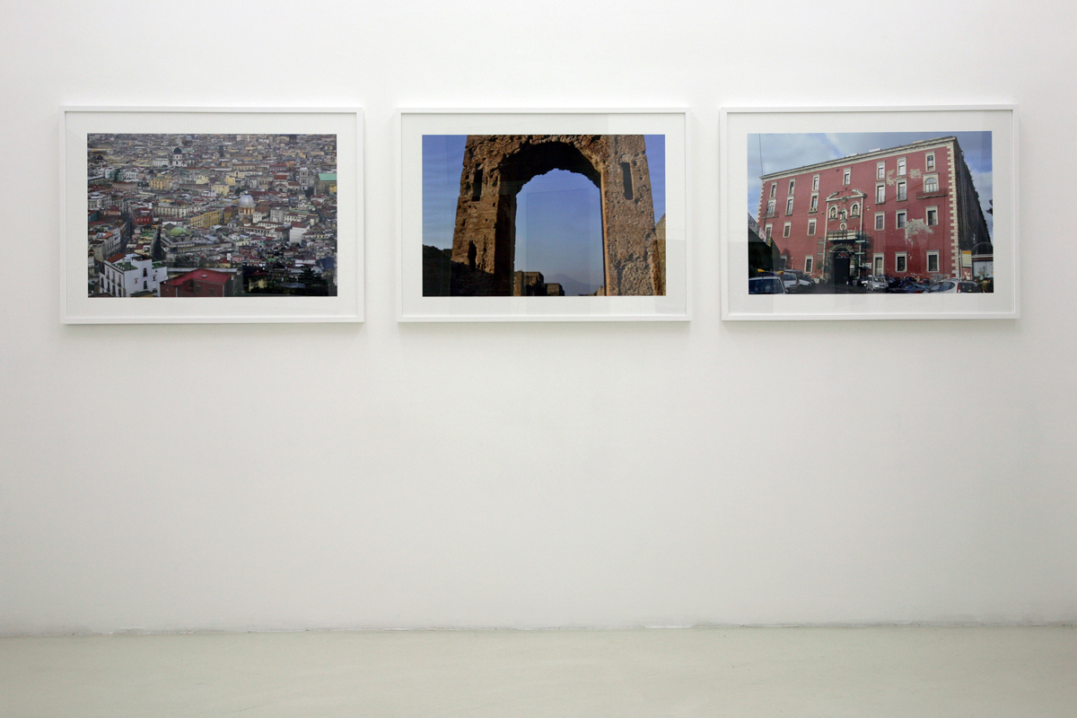hashish in Naples, 2009, photo print, cm 60 x 90 each