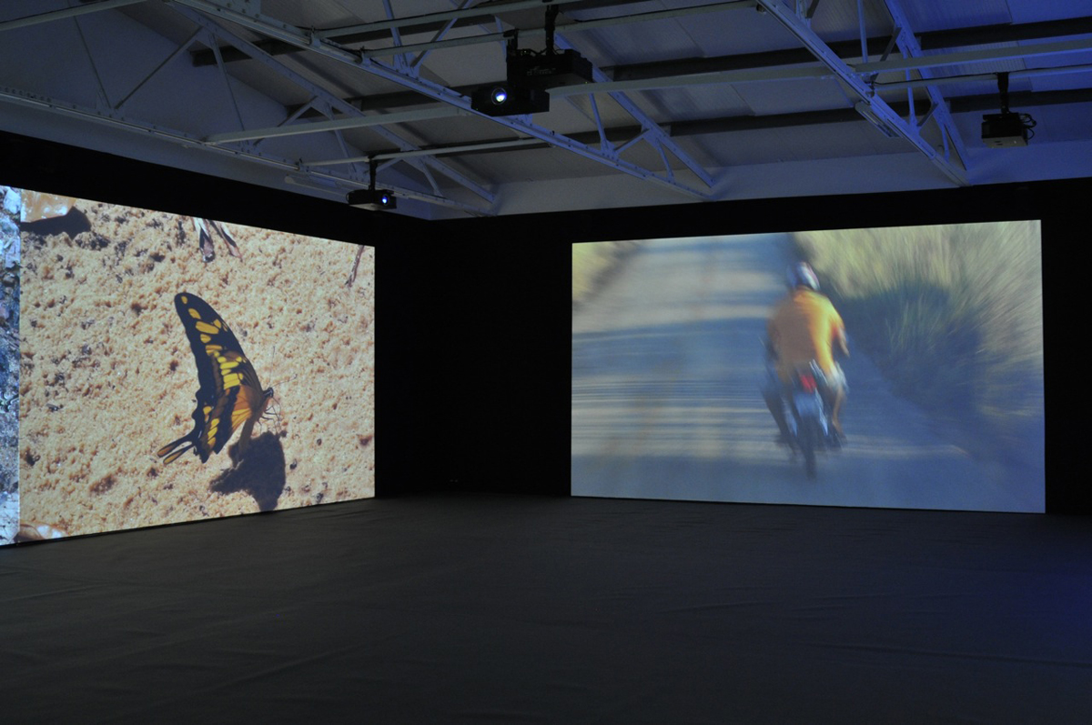 Paradise: real time, 2010, Ikon Gallery Eastside, Birmingham, UK