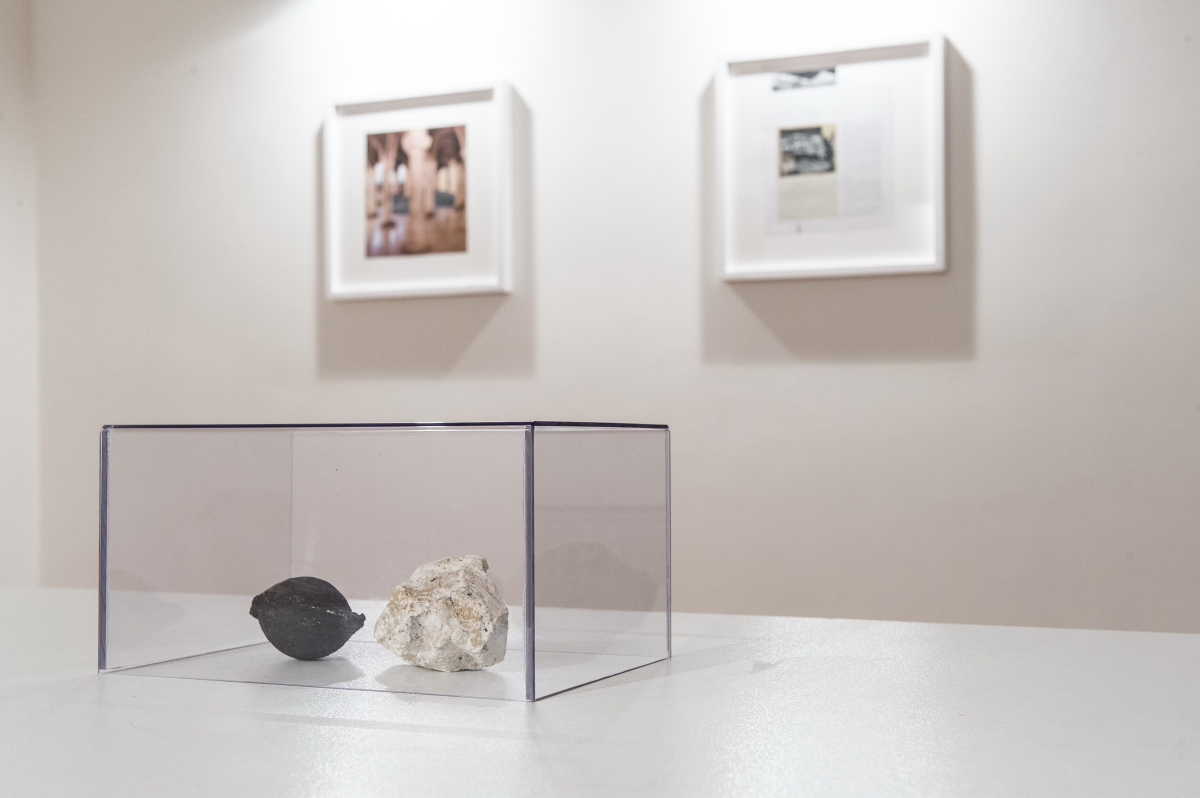 Archeologia Contemporanea_2, 2013, exhibition view at Museo Archeologico, Ascoli Piceno, Italy photo Pierluigi Giorgi