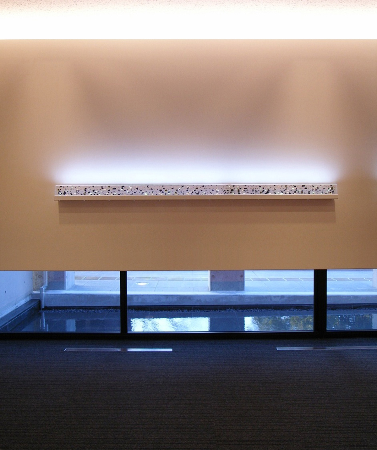 Untitled, 2011, installation view at Saiseikai Iizuka Kaho Hospital, Iizuka, Japan photo Tomo Hirao
