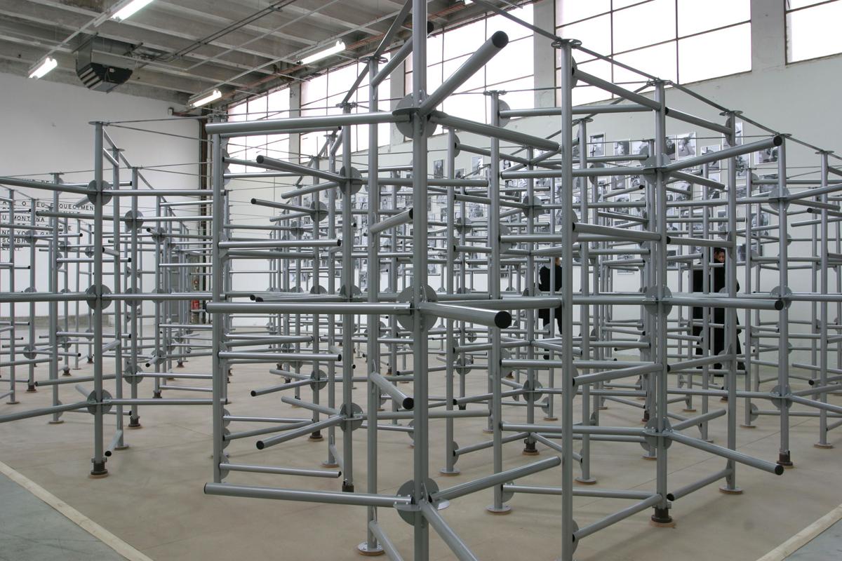 Brains, 2005, Exposition Universelle 1, Palais de Tokyo, Paris