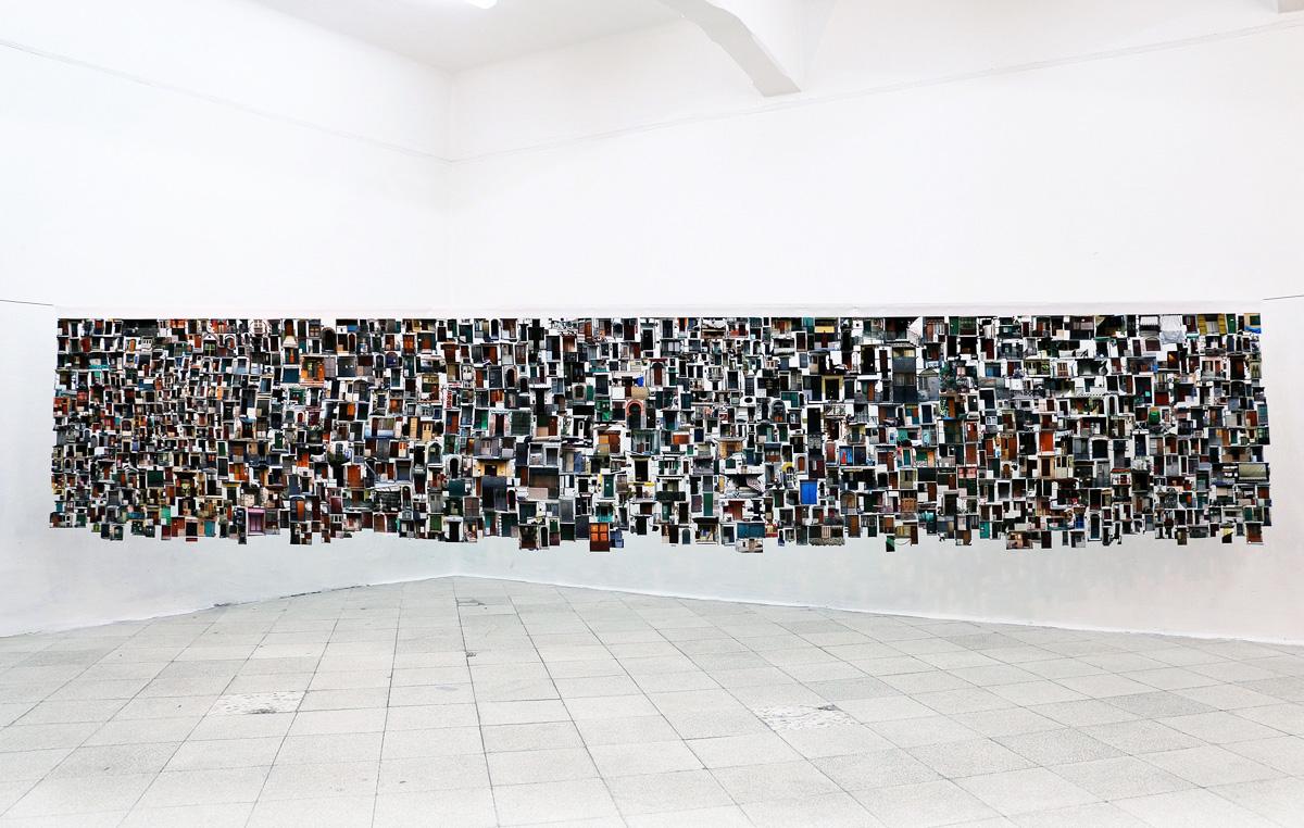 questione d'appartenenza, 2016, Museo Madre, Napoli