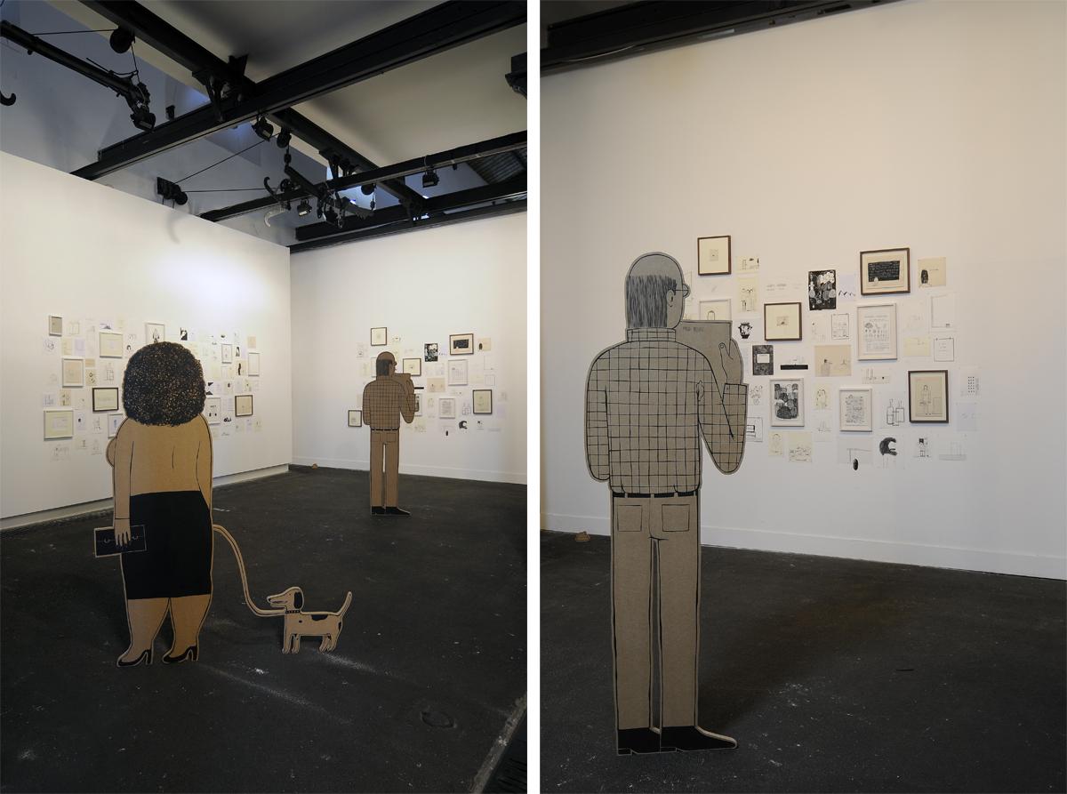 Re–generation, 2012, installation view at Macro Testaccio, Roma photo Giorgio Benni