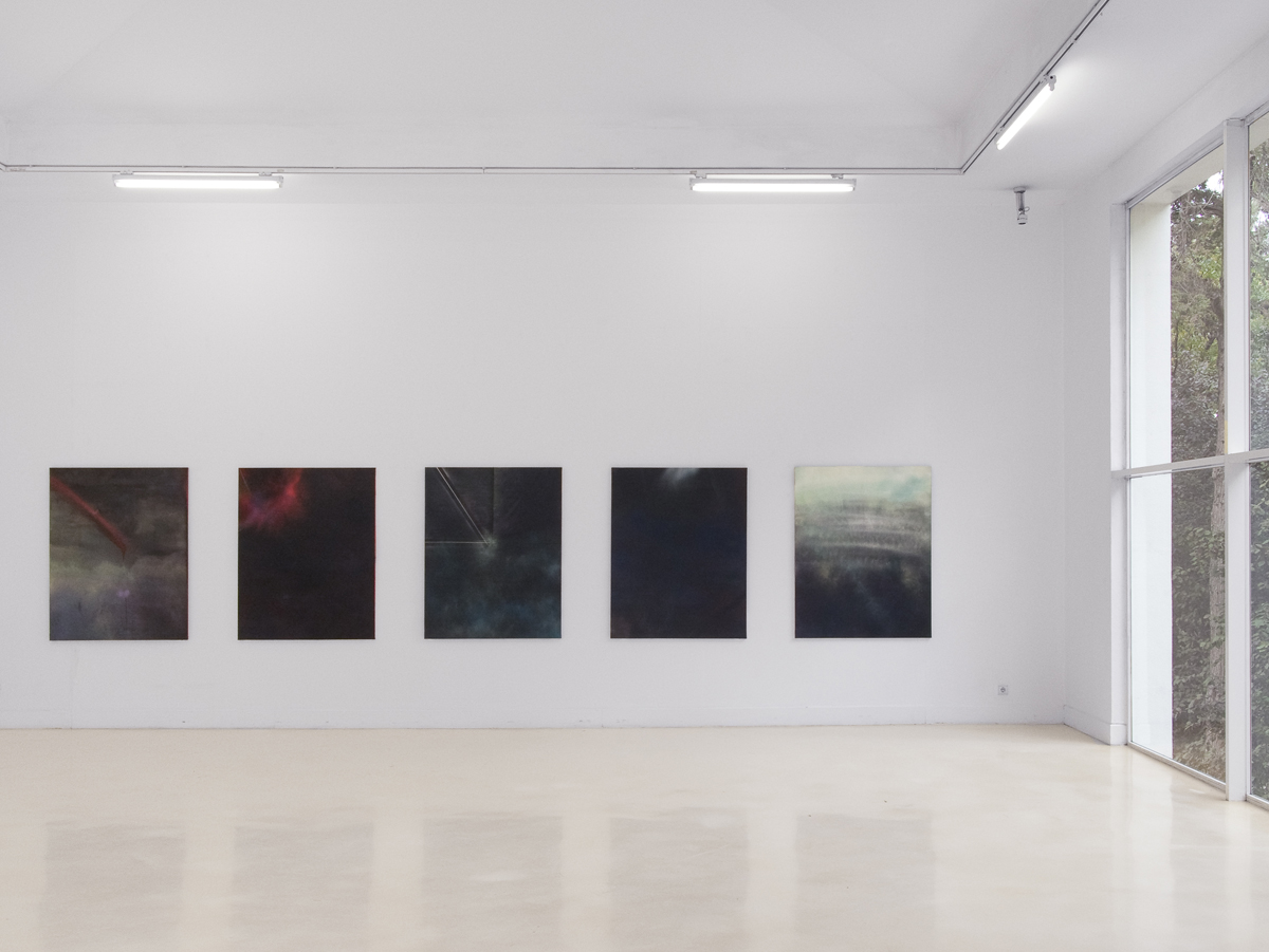 The sun dies soon, 2009, exhibition view at Pavilhão Branco, Lisboa