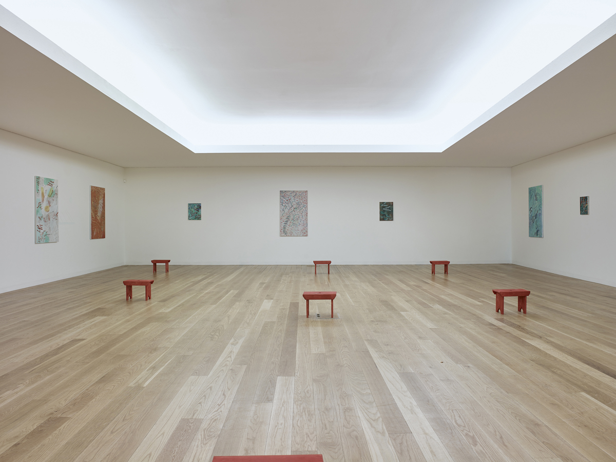 Yo - Yo, 2017, exhibition view at Contemporary Gallery of Serralves Museum, Porto, P. Fotos Filipe Braga, © Fundação de Serralves, Porto