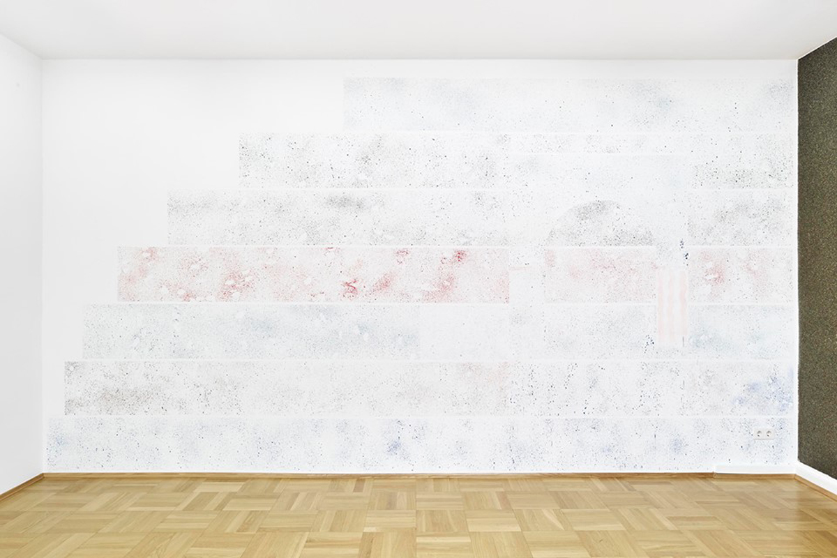 2015, group show at Schwarz Contemporary, Berlin