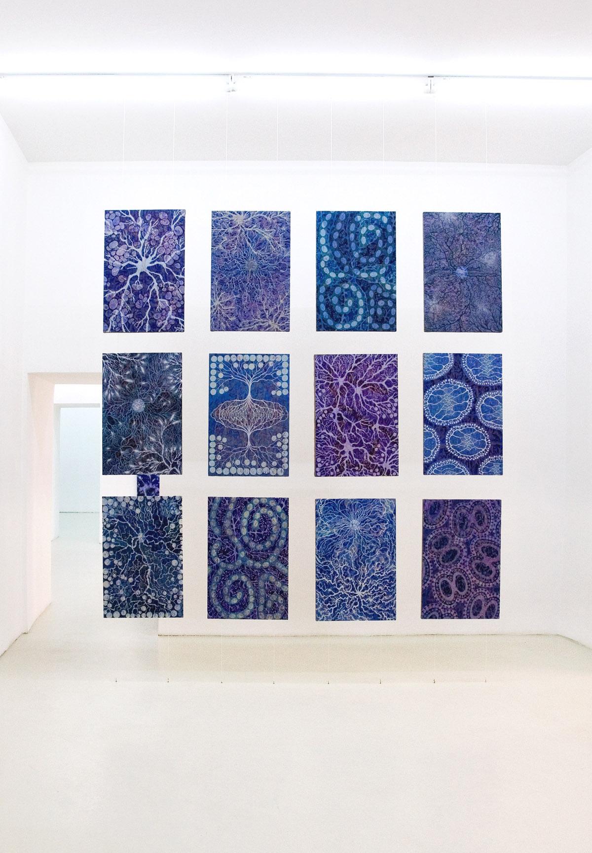 Sinestesia, 2007, exhibition view
