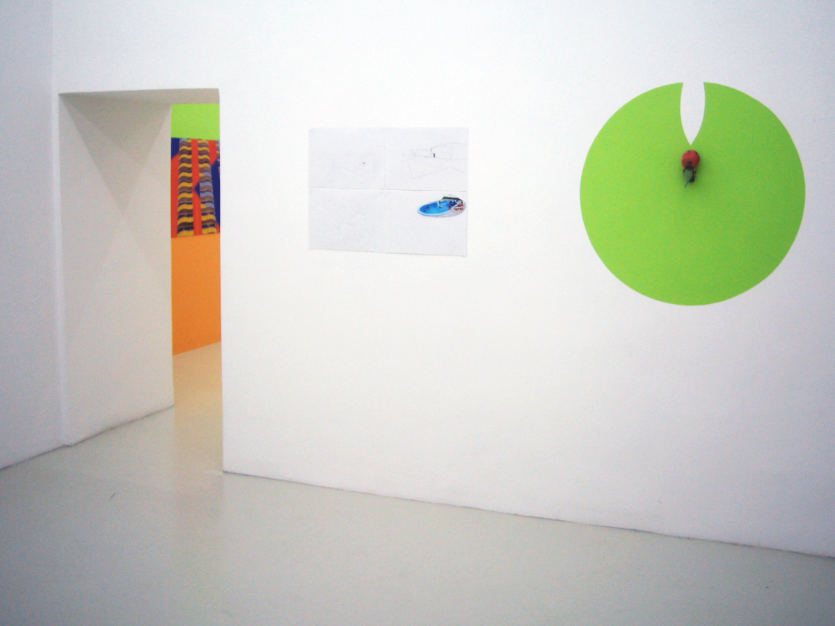 Utopian paradises: modernism and the sublime, 2006, exhibition view