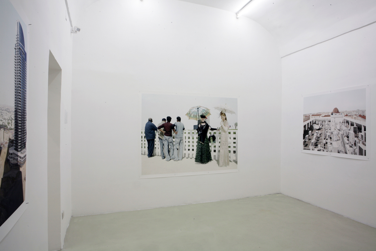 so far, so long, 2010, exhibition view