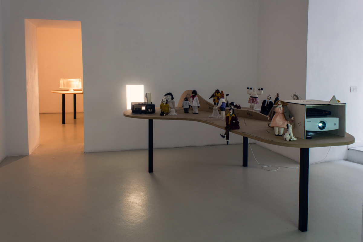 Welcome to the rest of your life, 2013, exhibition view