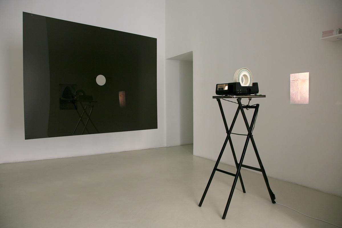 Andrè Romão - Pedro Neves Marques - Runo Lagomarsino, exhibition view