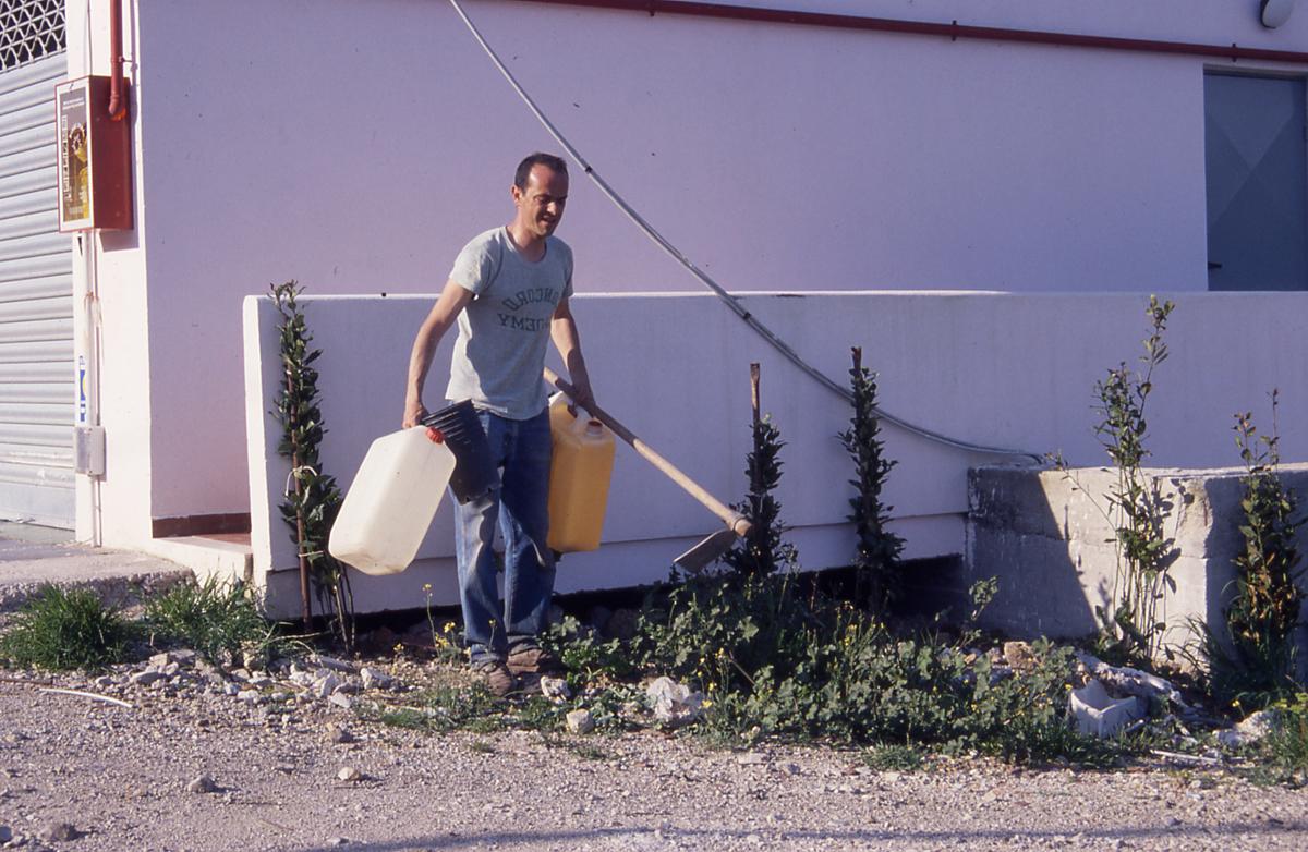 Ponza, 2004, slide