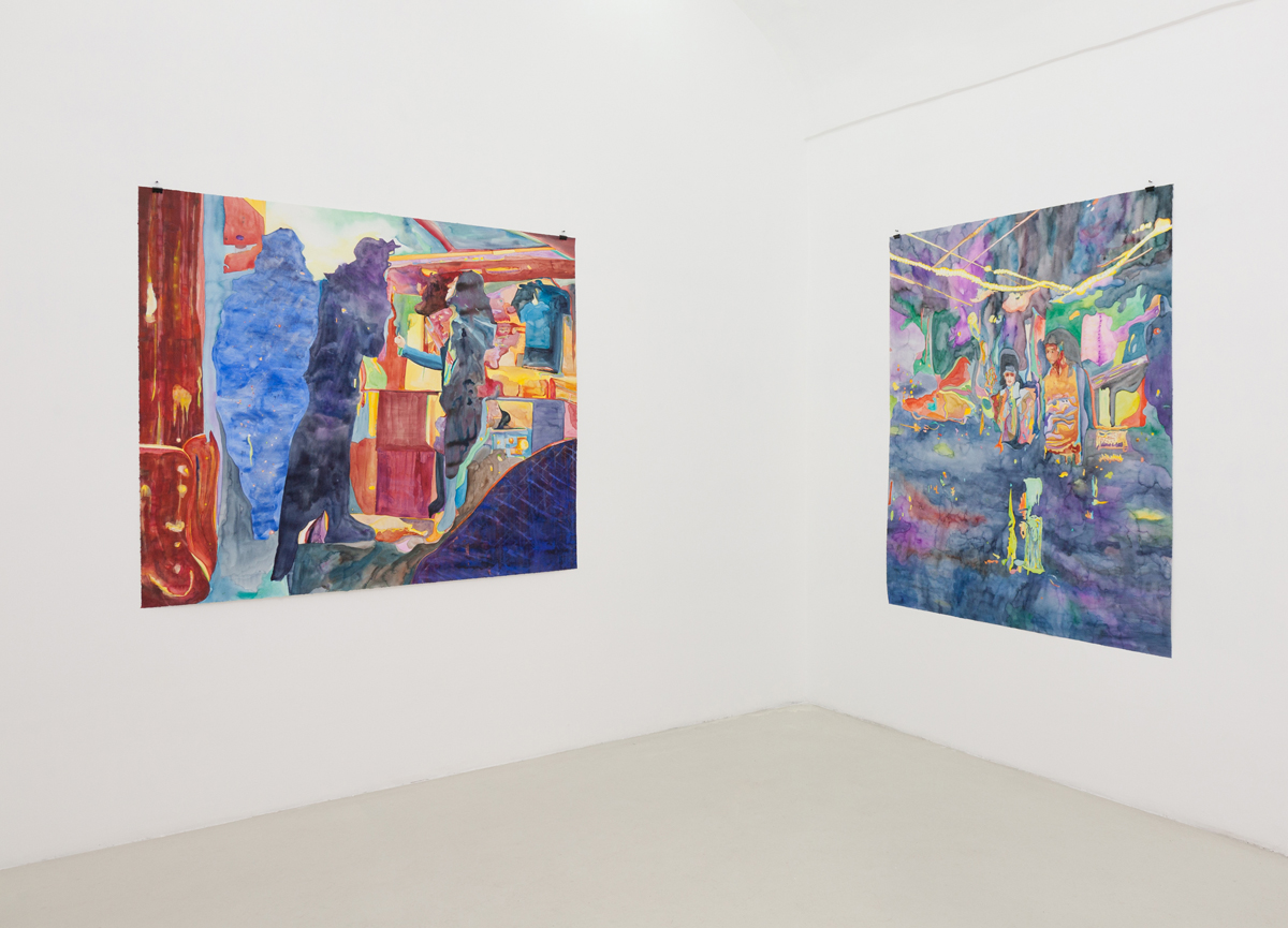 The Chosen Few, 2011, exhibition view