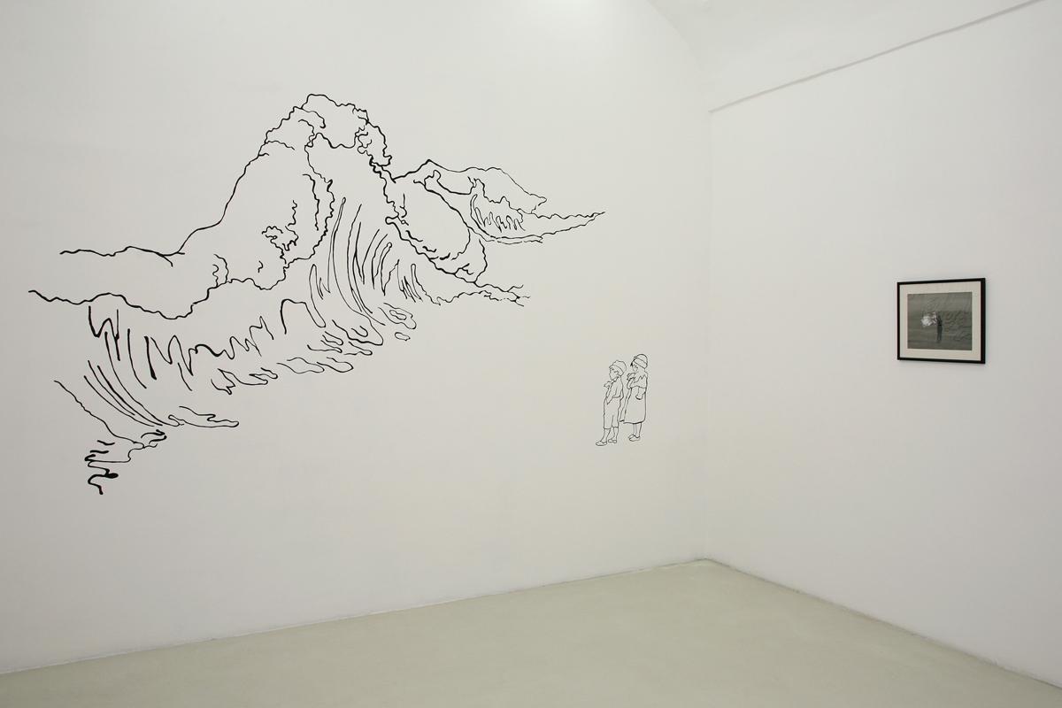 Ulla von Brandenburg - Elena Bajo, exhibition view