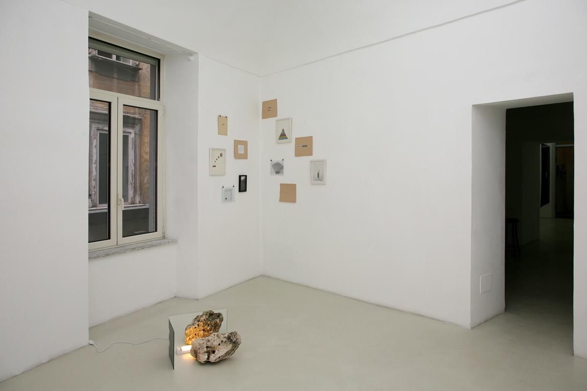 Elena Bajo - Runo Lagomarsino, exhibition view