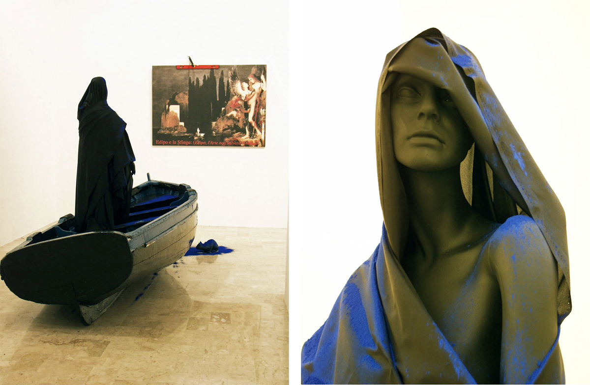 Vettor Pisani, Barca dei sogni, 2001