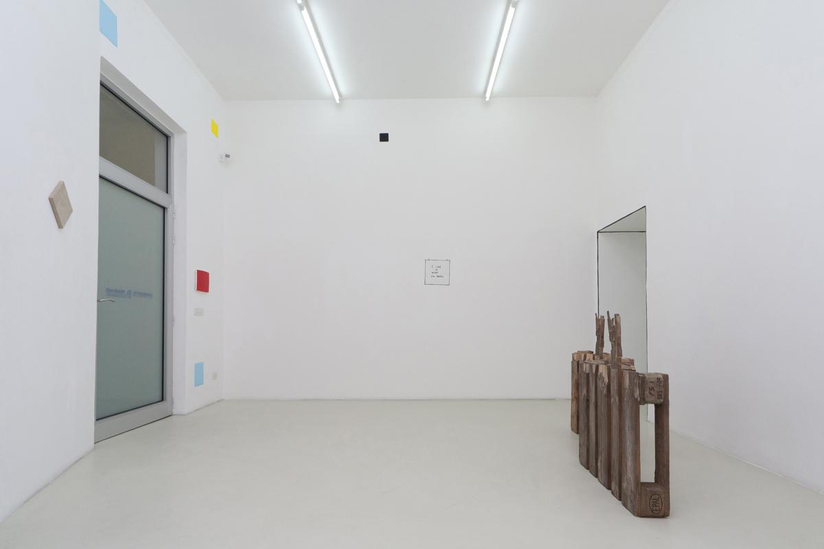 Marc Breslin, Marco Raparelli, vedovamazzei, exhibition view