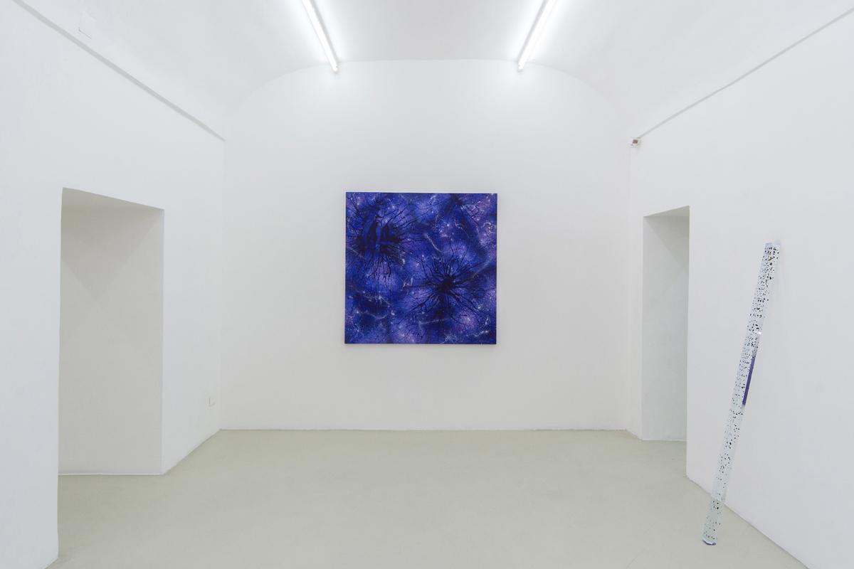 Alberto Di Fabio, Satoshi Hirose, exhibition view