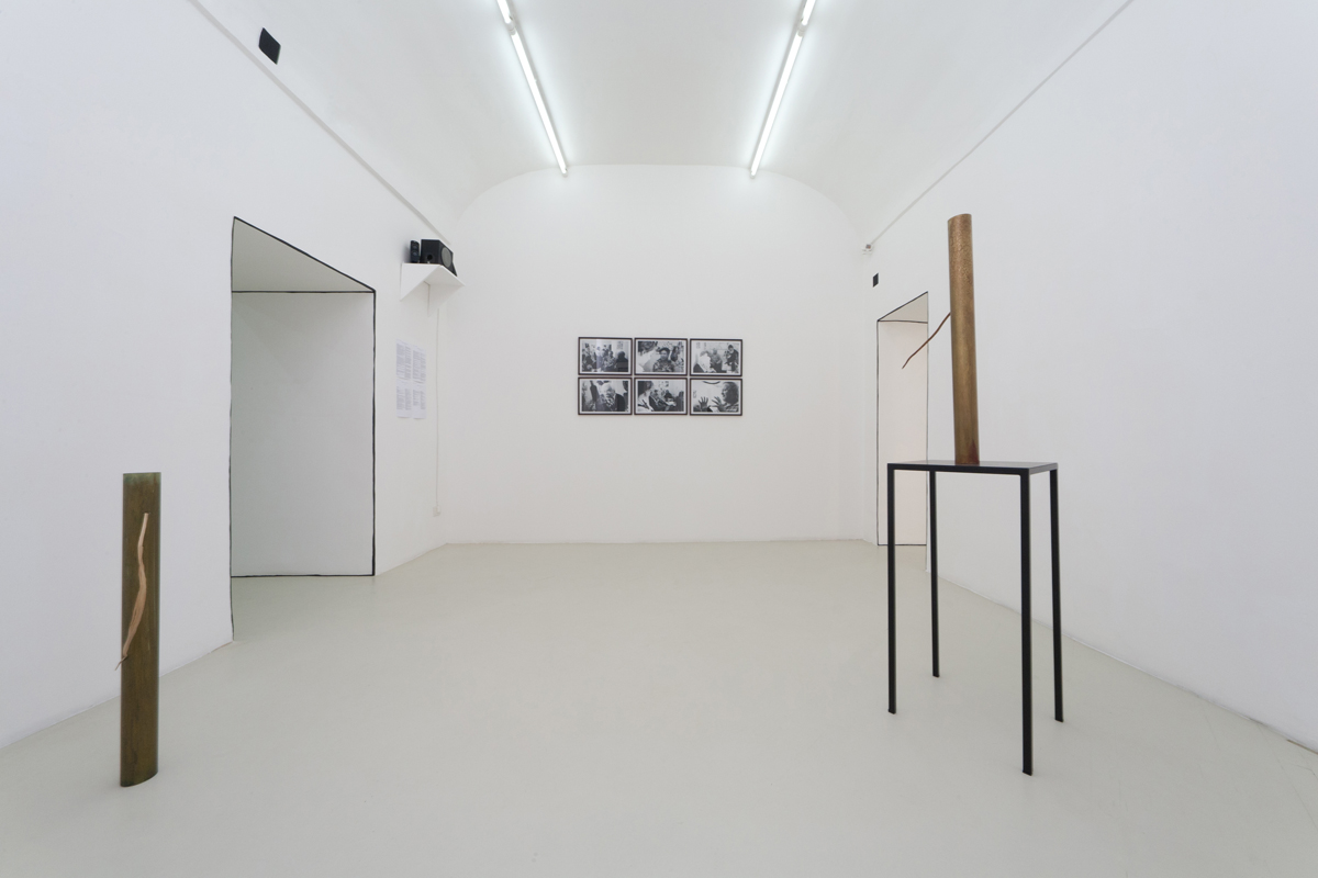 Luca Francesconi, Marinella Senatore, exhibition view