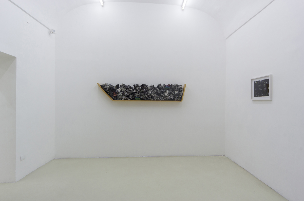 Jota Castro, Francesco Jodice, exhibition view