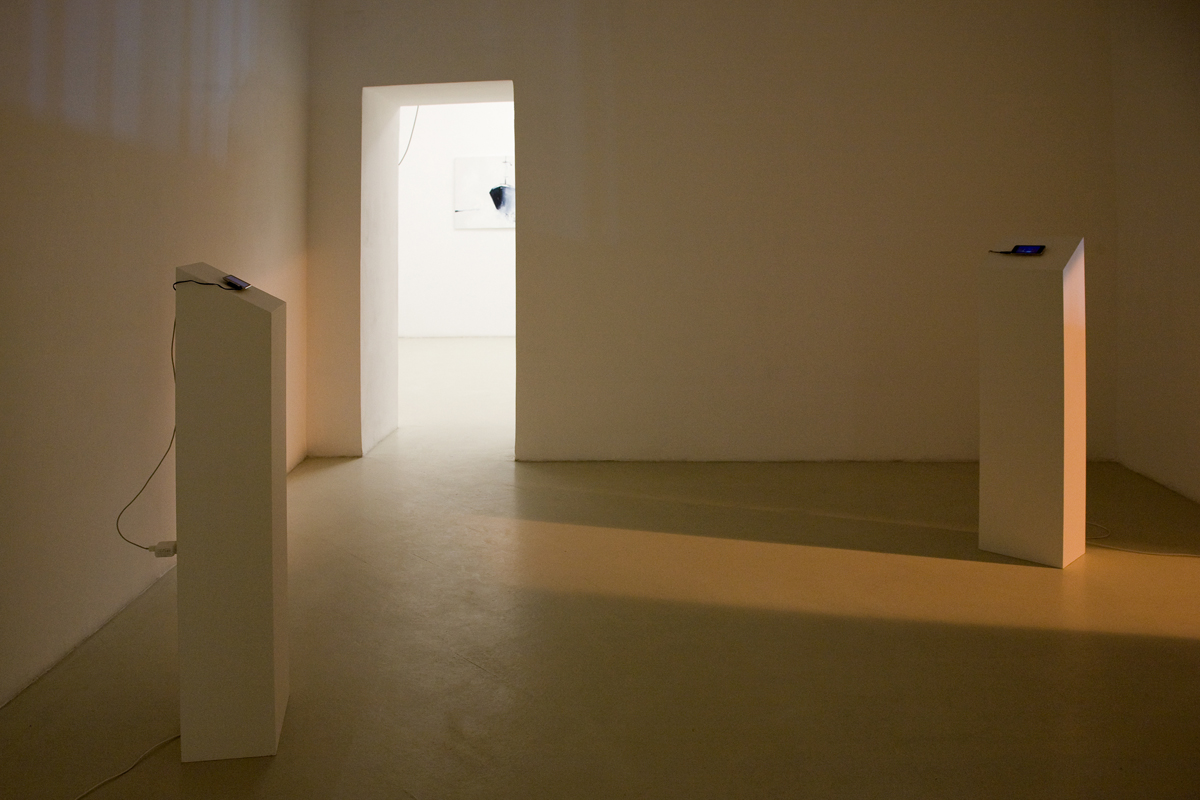 featuring, 2010, exhibition view