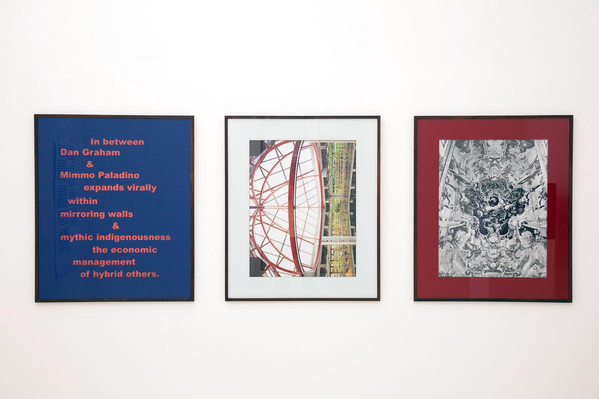 When's the end of celebration? 2011, c-print, oracle color filters, frame, cm 75 x 90 each