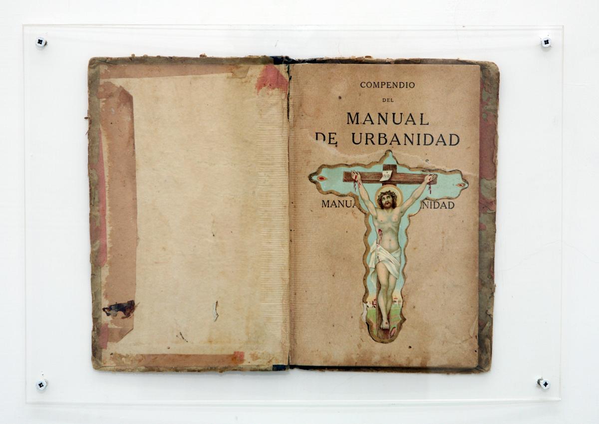 Rodolfo Peraza – Play and Learn 1.0, 2008, Compendio del Manual De Urbanidad