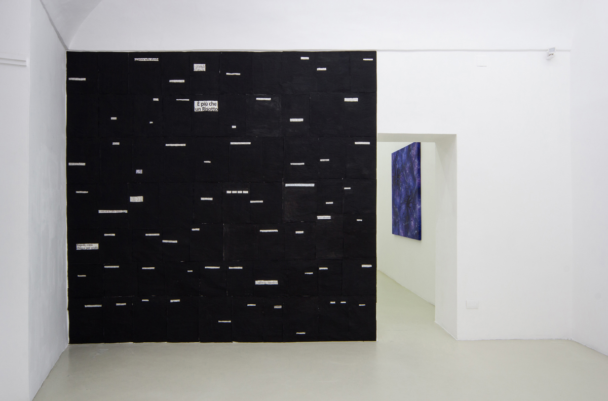 Francesco Jodice, exhibition view