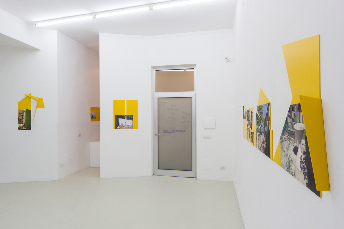 Sergio Vega, exhibition view