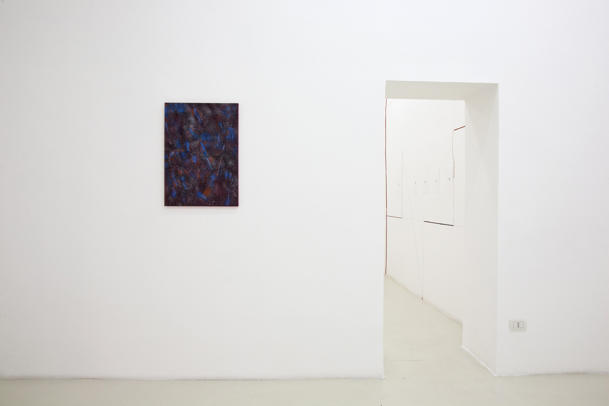 transition and duration, 2012, exhibition view