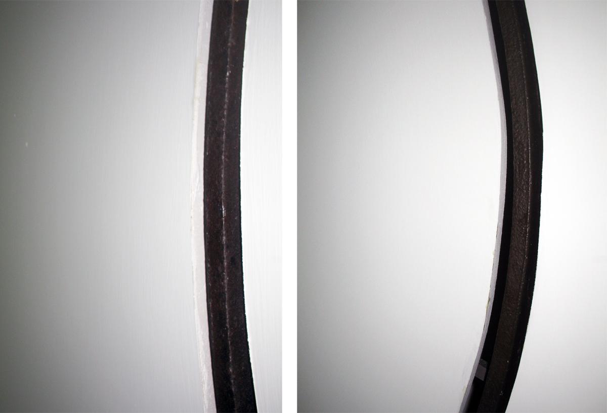 Circle, 2007, detail