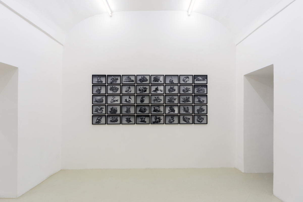 Unrest, 2014, exhibition view
