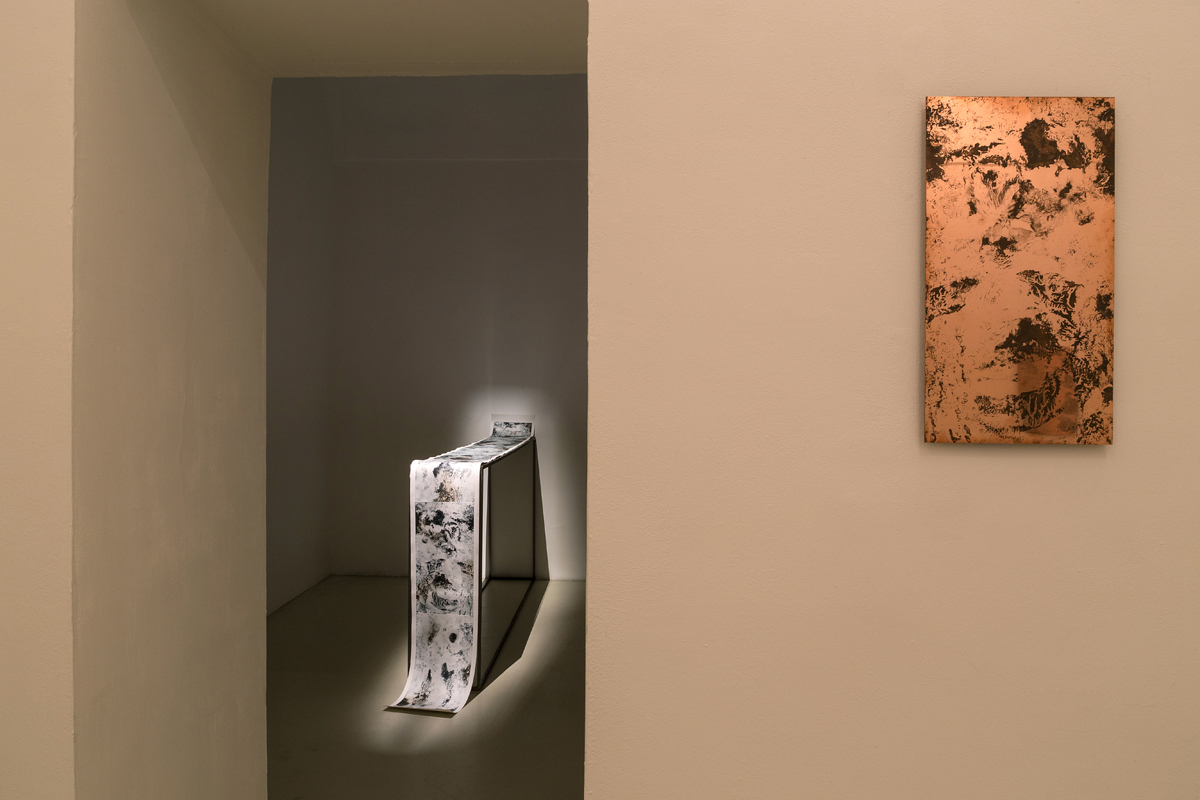 Anger, 2015, exhibition view