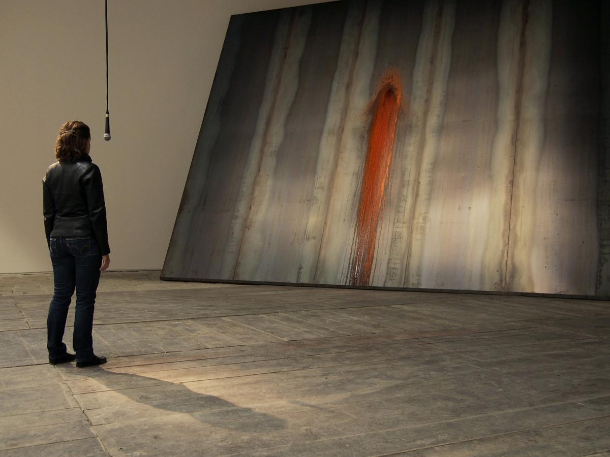Fe2O3, Ossido ferrico, 2013, Italian Pavilion 55th International Art Exhibition - la Biennale di Venezia