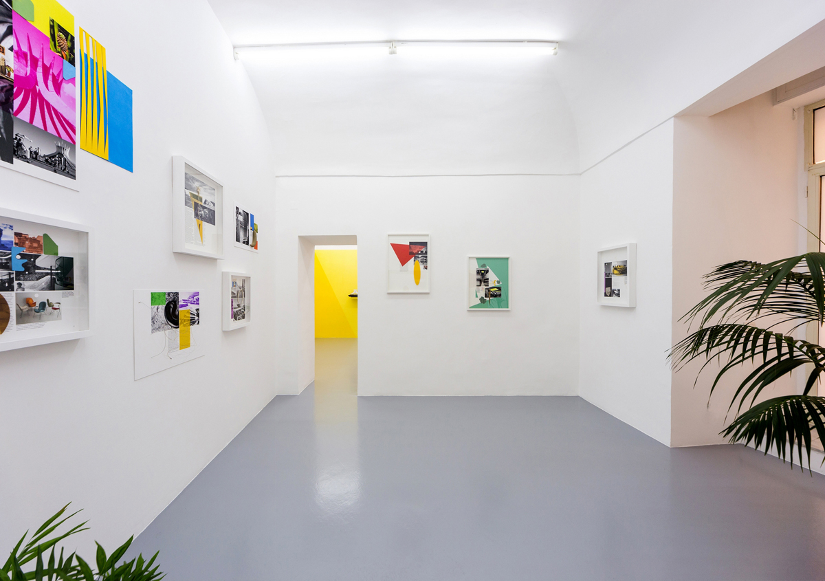 Shamanic Modernism: Parrots, Bossanova and Architecture, 2016, exhibition view